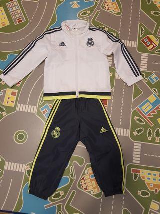 Chándal Adidas Real Madrid.