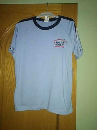 Camiseta colegio