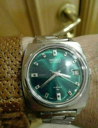 reloj vintage Seiko