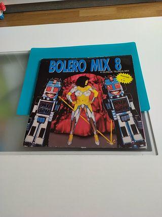 Lp Bolero Mix 8. Quique Tejada Mix