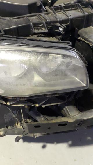 restauración de faros de coches