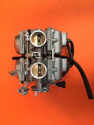 RB_1650 Carburador doble china Moto 125