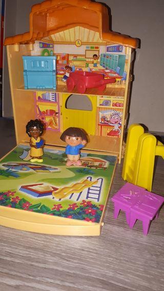 Casa escuela Dora la exploradora