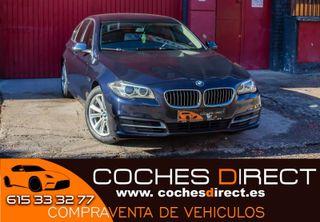 BMW Serie 5 518D 4p. 2016