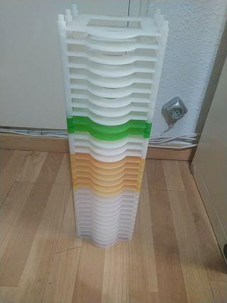 mueble plastico SD