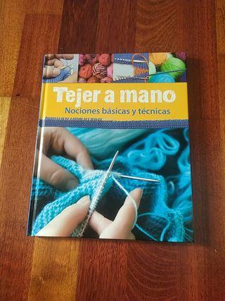 Libro para aprender a tejer