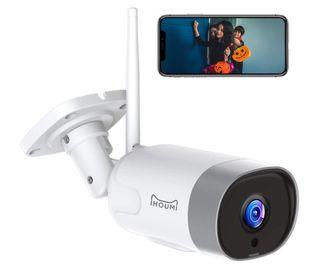 Cámara de Vigilancia WiFi Exterior - nueva