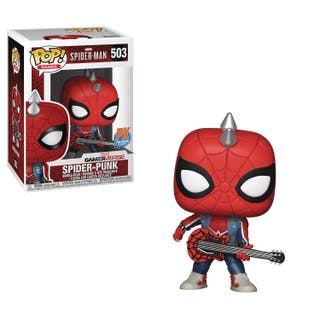 Funko pop! Spider Punk