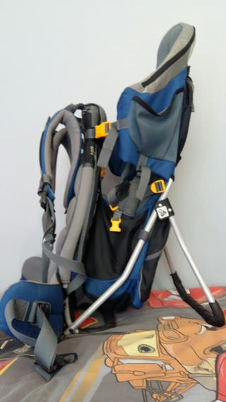Deuter Kid Comfort III, mochila portabebés
