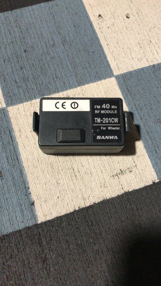 Modulo 40Mhz emisora Sanwa