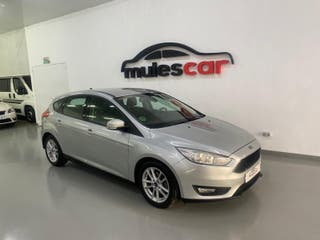 Ford Focus AUTO-STARSTOP TREND+ 120CV