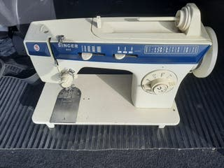 antigua maquina de coser singer 972
