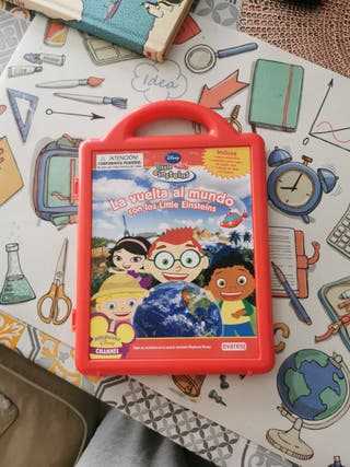 Maletín imanes Little Einsteins
