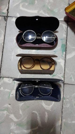 gafas mui antiguas