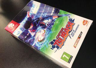 Captain Tsubasa Nintendo Switch Edición Especial