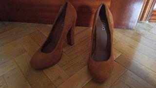 Zapatos tacon salon
