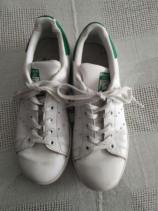 zapatillas deportivas stand smith