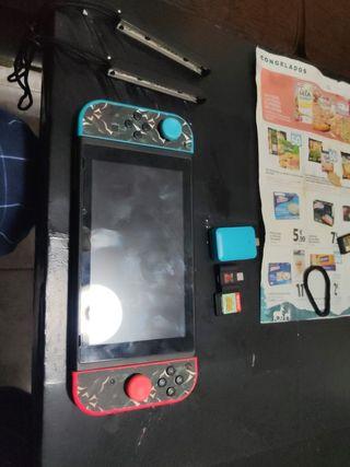 Nintendo Switch dos sistemas