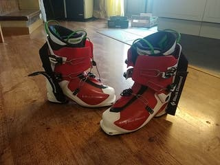 Botas esquí de montaña