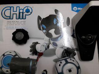 Robot perro chip de Wowwe