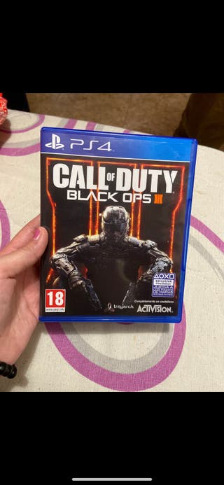Juego Call of duty