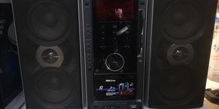 equipo de sonido Sony seminuevo