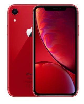 Iphone XR Rojo 64GB nuevo