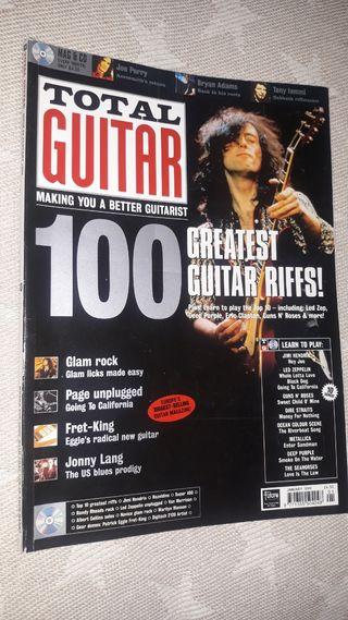 Revista Total Guitar (versión inglesa)