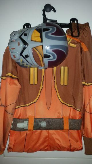 Disfraz Ezra Disney Store talla 5/6 años