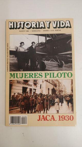 Revista Historia y vida n°286
