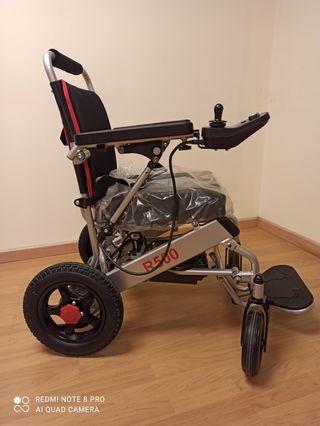 Silla de ruedas eléctrica R500