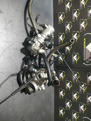 cuerpo mariposa inyección Hyosung GT 250