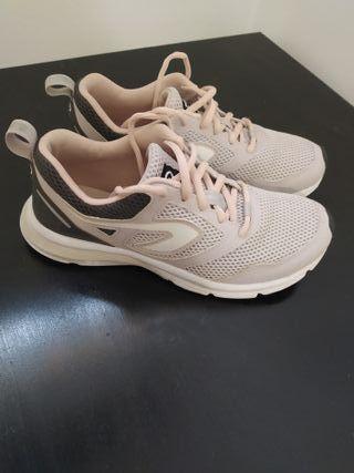 Zapatos de mujer deportivos, talla 36