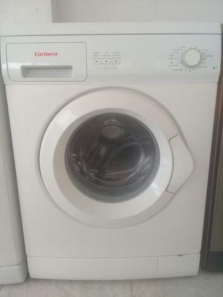 Lavadora CORBERÓ de 6 kg con Garantía