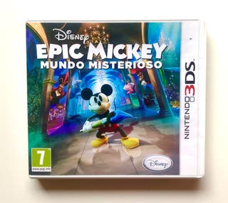 Epic Mickey - 3DS