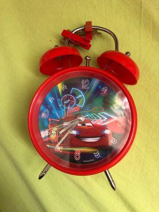 Reloj cars