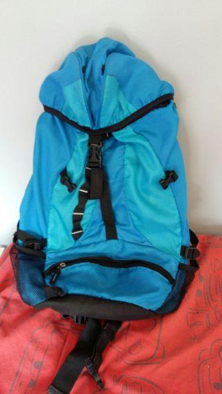 regalo x compra, mochila trekking 30 litros