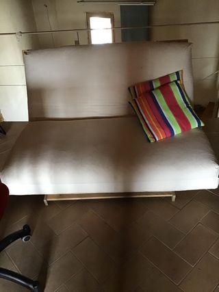 Futon sofá-cama