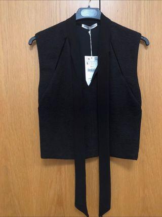 Top Negro Zara
