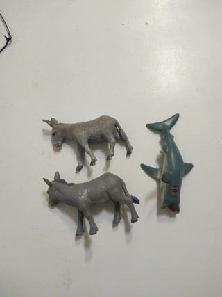 lote 3 animales