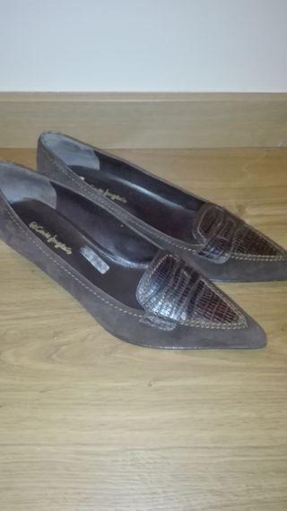 Zapatos mujer el corte inglés x 3.