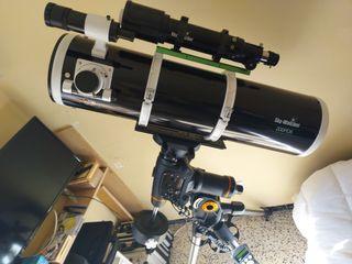 montura celestron cgem, skywatcher 200PDS