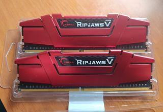 8GB RAM G.Skill Ripjaws V DDR4 2666 MHz 2x4GB