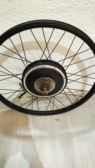 kit para montar bicicleta eléctrica