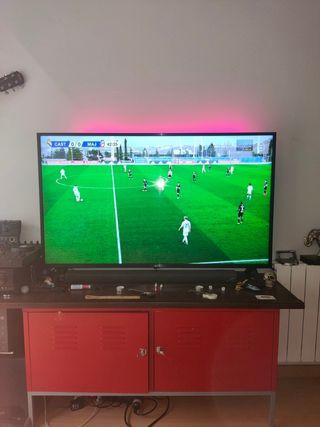 TV LG 4K 55'