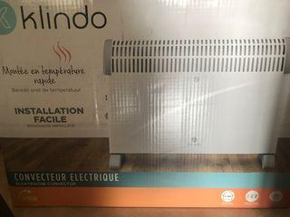 Se vende calefactor