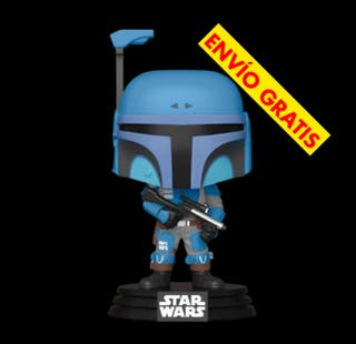 FIGURA POP STAR WARS MANDALORIAN DEATH WATCH NUEVO