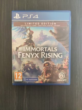 Immortals fenyx rising PS4/PS5
