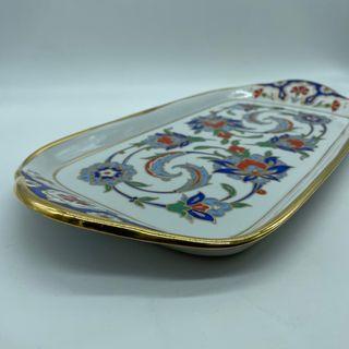 Bandeja porcelana Kutahya