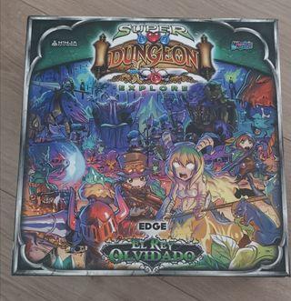 Super dungeon explore juego de mesa